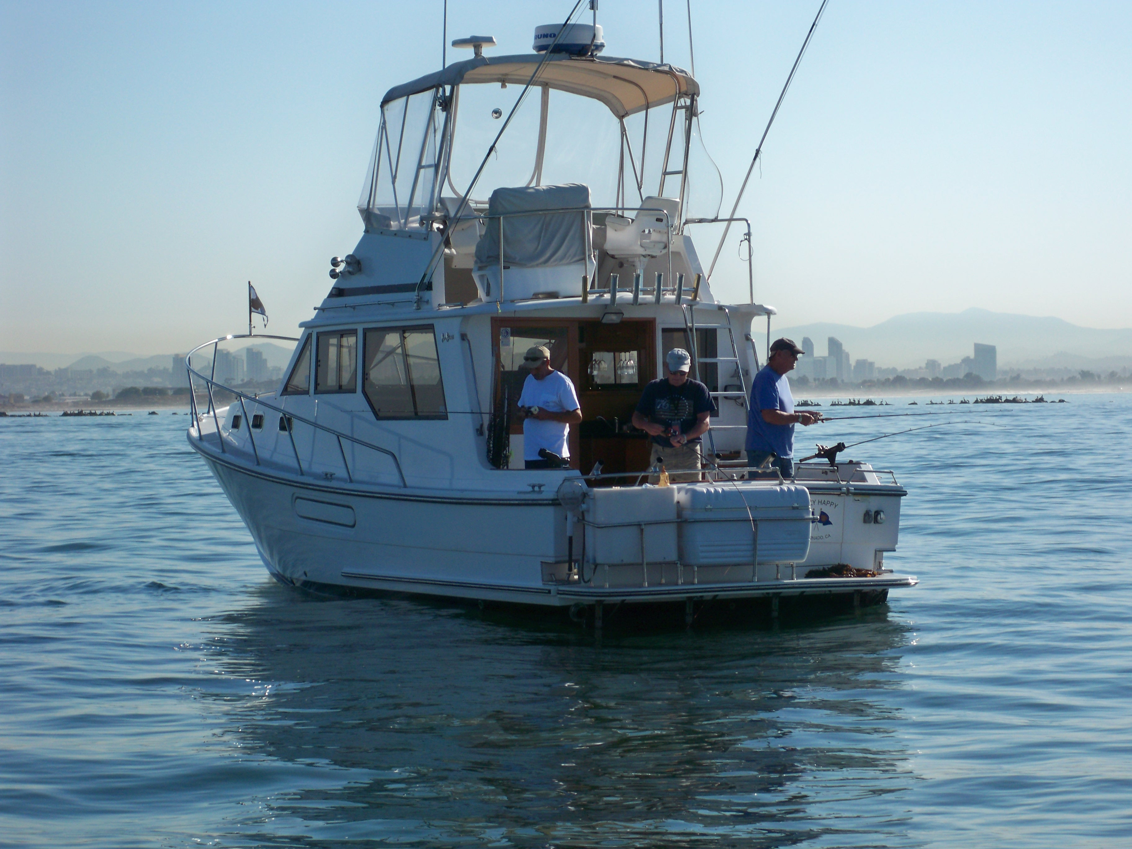 August 2012 california outdoors q and a for Ocean fishing boats