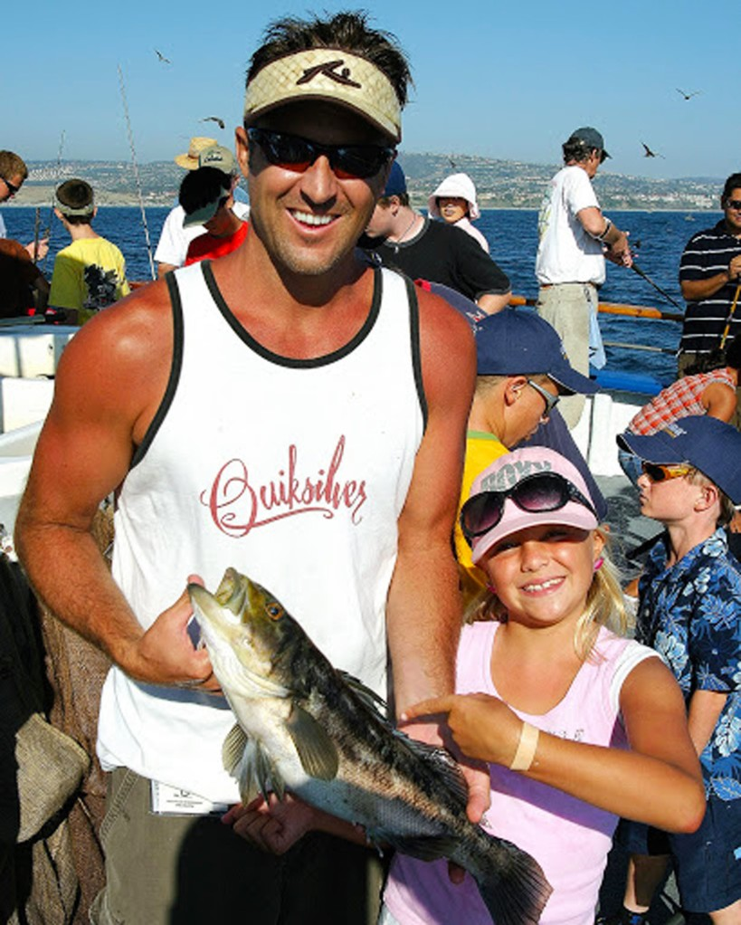 When fishing with kids what s required california for Fishing without a license california