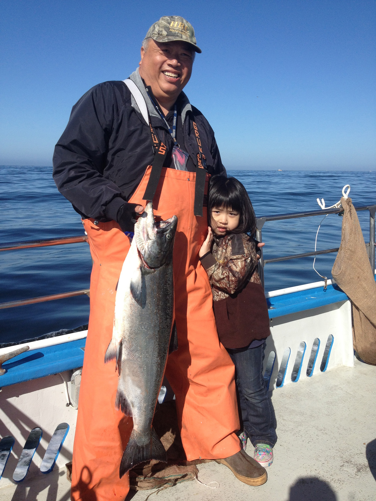 Commercial fishing gear california outdoors q and a for Commercial fishing gear