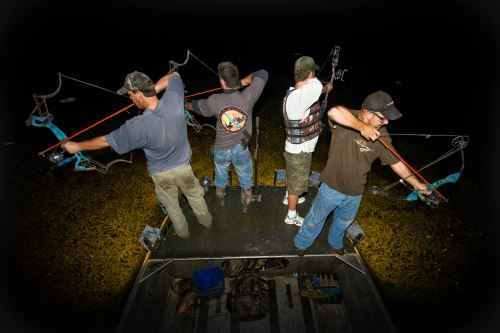Bowfishing (Creative Commons photo)